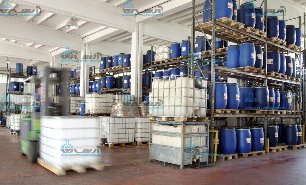 عرضه مستقیم اسید سولفوریک به سراسر کشور