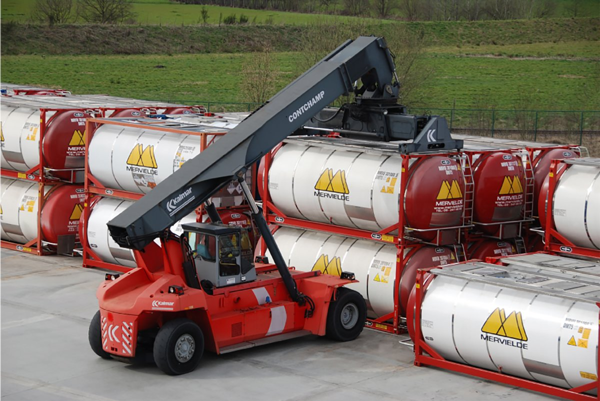 صادرات اسید سولفوریک ضایعاتی به کشور های همسایه