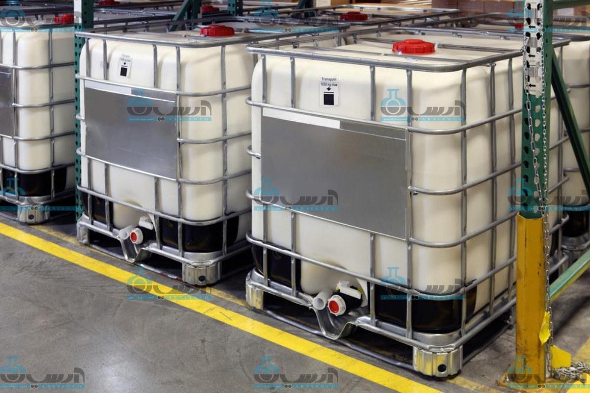 اسید کلریدریک صادراتی