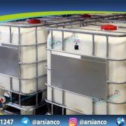 صادرات اسید کلریدریک