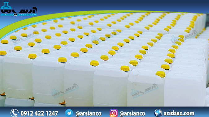 قیمت صادرات اسید سولفوریک کشاورزی مرغوب